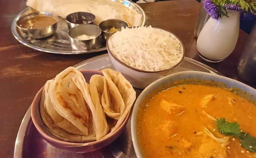 インド料理屋難民へ・・・ベルリンのインド料理屋ならここ!